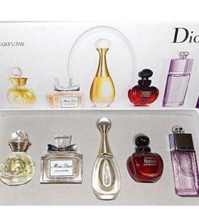 Набор миниатюр Dior