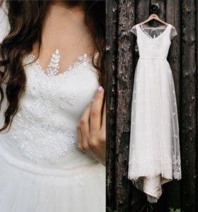 Пошив свадебного и вечернего платья