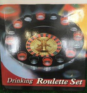 Рюмочная игра рулетка