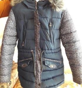 Куртка зимняя продается до 13.07