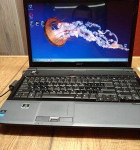 Игровой ноутбук Acer Aspire 6930
