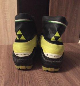 Лыжные ботинки Fisher (классика), крепл. Rottefell