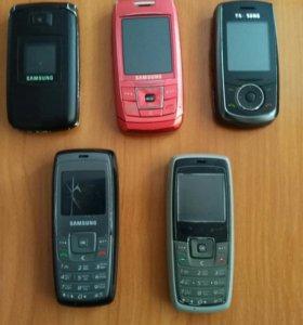 Samsung 5 шт. Неисправны
