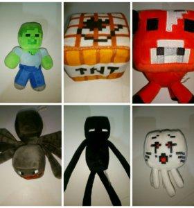 игрушки ,,Minecraft''