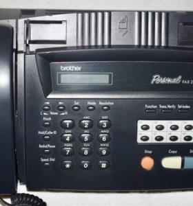 Факс/телефон Brother