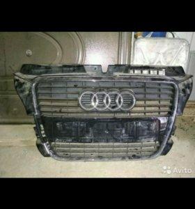 Решётка от Audi
