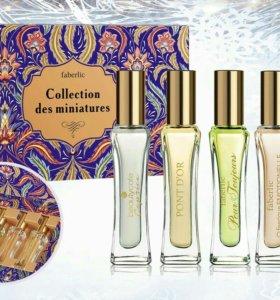 Подарочный набор Collection des Miniatures
