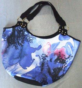 """Новая сумка от Орифлэйм """"Голубая лагуна"""""""