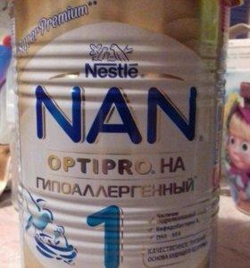 Смесь NAN гипоаллергенная