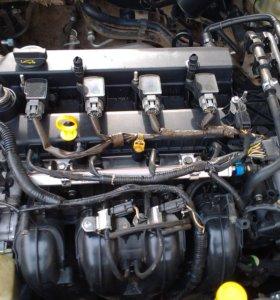 Двигатель мазда 6 GG GH 2.3 L3 06-