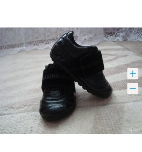 Туфли для мальчика. 22 размер.