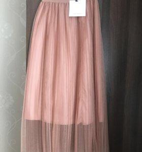 Новая юбка Zara р-р S