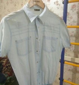 Рубашки мужские( пакетом)