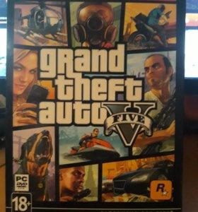 Компьютерная игра grand theft auto