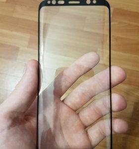 Стекло на Samsung s8