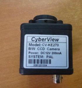 Видеокамера корпусная CV-KE270 CYBERVIEW