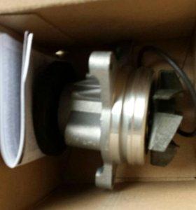 Водяной насос и ремень поликлиновый для Ford Mazda