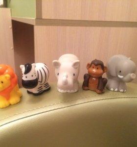 Фигурки животных ELC