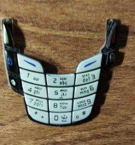 клавиатура Nokia 6600 (БОЧКА)