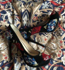 Туфли масскот