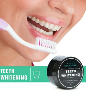 Зубной порошок TEETH WHITENING