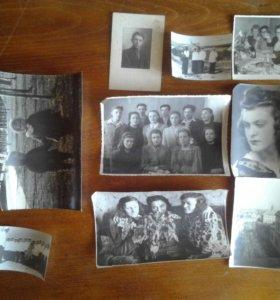 Фотографии 1920-1960-хгодов