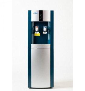 Кулер для воды SMixx 16LD/E голубой с серебром