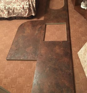 Столешница и стеновая кухонная панель