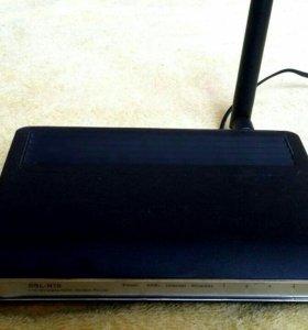Маршрутизатор (Роутер) Wi-fi Asus DSL-N10