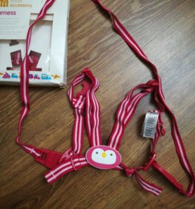 Возжи Mothercare Harness and Walking Rein - Tweet