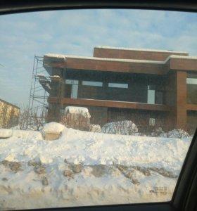 Строительство дома, котеджа, магазина