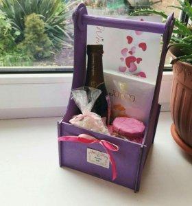 Ящик для подарков.