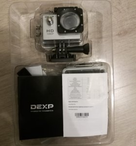 Экшн камера DEXP.