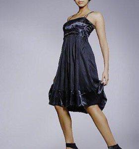 Вечернее платье чёрное