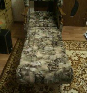 Две кресло-кровати
