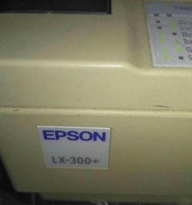 Epson lx 300 +