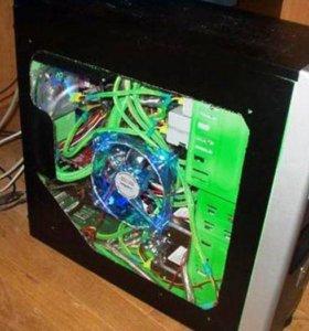 Простой Компьютер С лицензионной виндоус