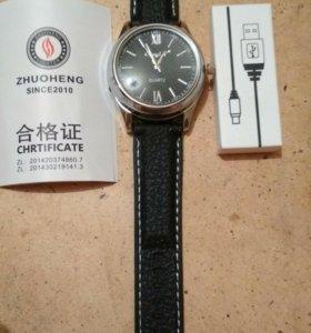 Часы с прикуривателем