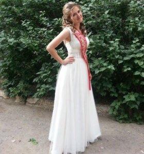 Платье выпускное/ свадебное