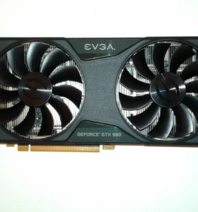 Видеокарта EVGA GeForce GTX 980 SC GAMING ACX 2.0