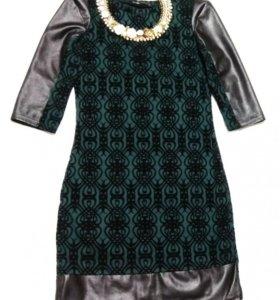 Платье Oodji, 44 размер