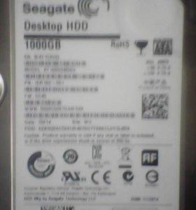 HDD SATA 1000GB