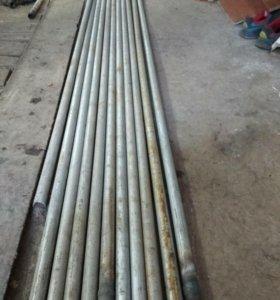 Труба новая ВГП(водогазопроводная)  d 25*3.2 оцин