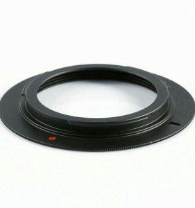 Переходник M42-Nikon