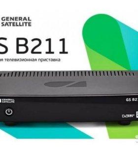 Ресивер Full HD Триколор ТВ GS B211