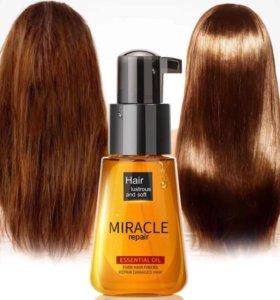 Аргановое масло для волос laikou новое