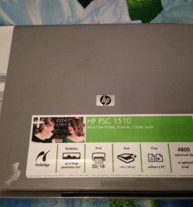 Принтер HP PSC 1510