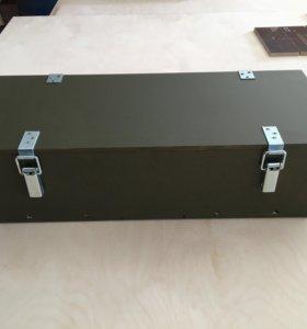 Армейские ящики, ящик из фанеры