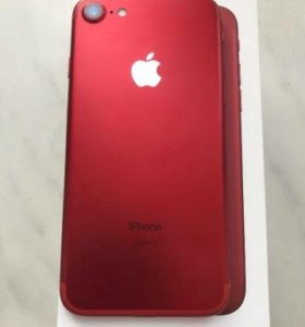 iPhone 7 red 64gb replika
