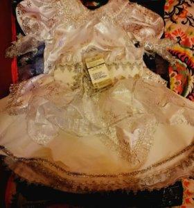 Снежинка карнавальный костюм